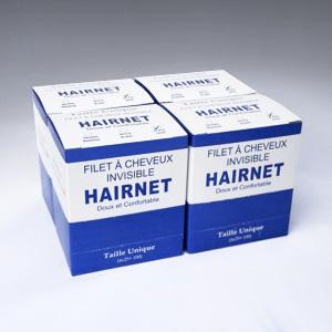 filet cheveux hygiène stricte