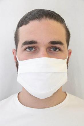 Masque avec filtre H face
